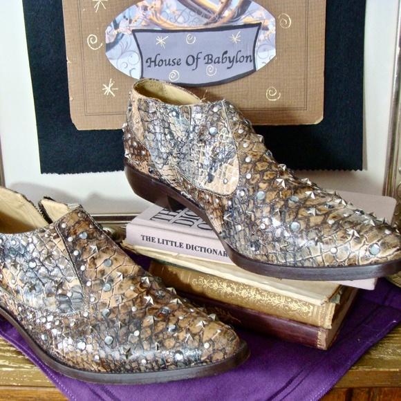 fd842abda406 Jimmy Choo Shoes   For Hm Rhinestone Ankle Boots   Poshmark
